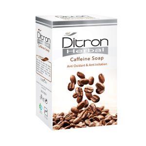 صابون حاوی کافئین دیترون