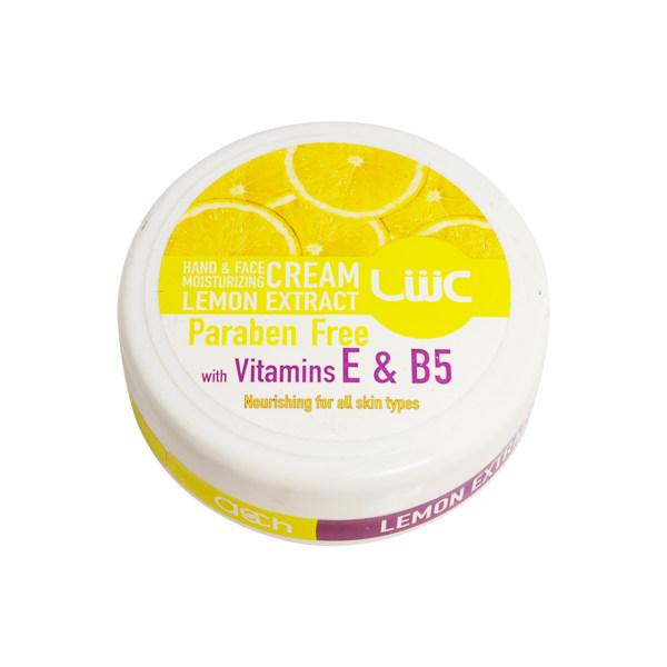 کرم مرطوب کننده لیموی عش