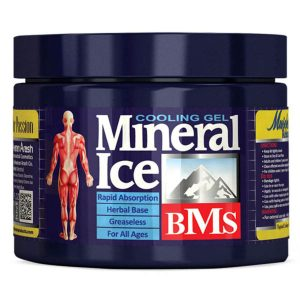 ژل خنک کننده ضد درد مینرال آیس مدل BMS