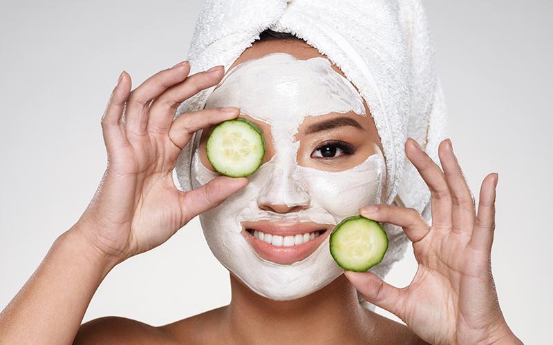 تاثیر ماسک و میوه جات بر پوست