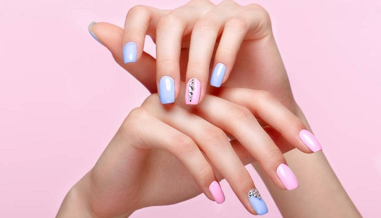 انواع ناخن مناسب فرم انگشتان دست